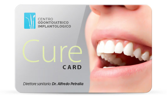 implantologia dentale petralia promozioni cure card